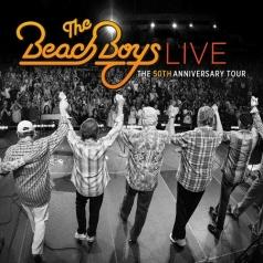 The Beach Boys (Зе Бич Бойз): Live - 50th Anniversary