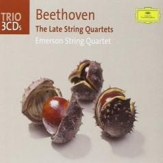 Emerson String Quartet (Эмирсон Стринг Квартет): Beethoven: The Late String Quartets