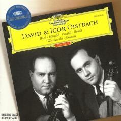 David Oistrach (Давид Ойстрах): Bach, Handel, Vivaldi, Benda