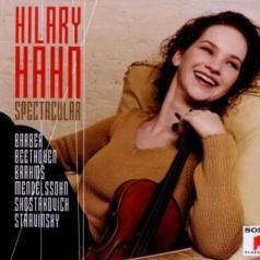 Hilary Hahn (Хилари Хан): Hilary Hahn - Spectacular