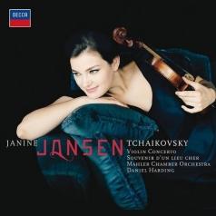 Janine Jansen (Янин Янсен): Tchaikovsky: Violin Concerto