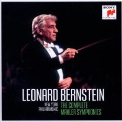 Leonard Bernstein (Леонард Бернстайн): Leonard Bernstein: The Complete Mahler Symphonies