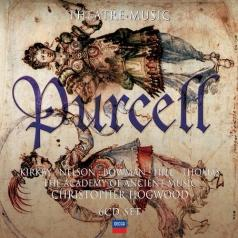 Christopher Hogwood (Кристофер Хогвуд): Purcell: Theatre Music