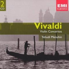 Yehudi Menuhin (Иегуди Менухин): Violin Concertos Etc