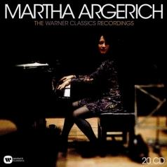 Martha Argerich (Марта Аргерих): Martha Argerich: The Warner Classics Recordings