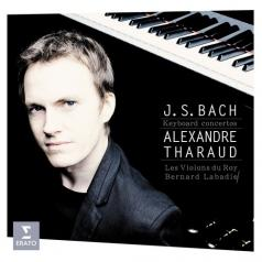 Alexandre Tharaud (Александр Таро): Piano Concertos Bwv1052, 1054, 1056, 105