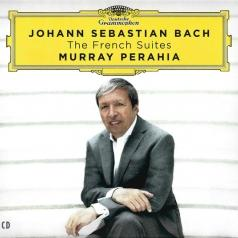 Murray Perahia (Мюррей Перайя): Bach: The French Suites
