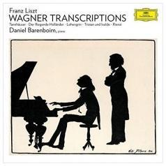 Daniel Barenboim (Даниэль Баренбойм): Liszt: Wagner Transcriptions