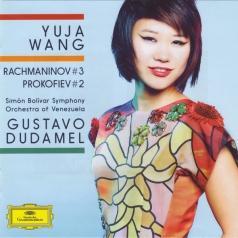 Jian Wang (Джиан Ванг): Rachmaninov: Piano Concerto No.3/ Prokofiev: Piano Concerto No.2