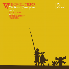 Ken Wheeler: Windmill Tilter (The Story Of Don Quixote)
