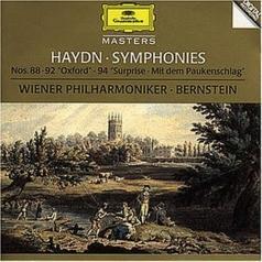 Leonard Bernstein (Леонард Бернстайн): Haydn: Symphonies Nos.88, 92 & 94