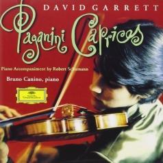 David Garrett (Дэвид Гарретт): Paganini: Caprices For Violin, Op.24