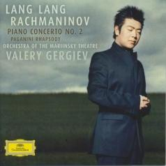 Lang Lang (Лан Лан): Rachmaninov: Piano Concerto No.2; Rhapsody On A Theme Of Paganini
