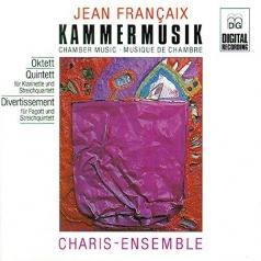 Charis Ensemble (Хорус Ансамбль): Octet, Quintet, Divertissement