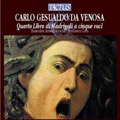 Ensemble Arte-Musica (Ансамбль Арте-Мьюзика): Quarto Libro De' Madrigali
