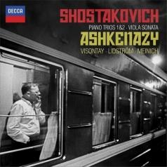 Vladimir Ashkenazy (Владимир Ашкенази): Shostakovich: Piano Trios Nos.1 & 2; Viola Sonata