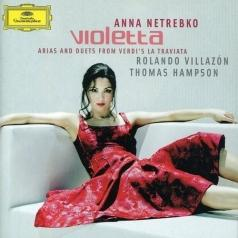 Анна Нетребко: Violetta-Arias & Duets From La Traviata