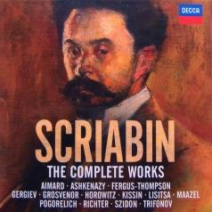 Scriabin: The Complete Works