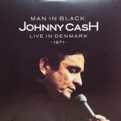 Johnny Cash (Джонни Кэш): Man In Black Live In Denmark 1971