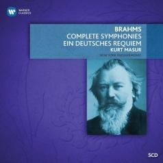 Kurt Masur (Курт Мазур): Symphonies Nos 1 - 4