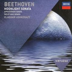 Владимир Ашкенази: Beethoven: Piano Sonatas