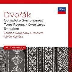 Istvan Kertesz (Иштван Кертес): Dvorak Symphonies