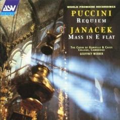 Choir of Gonville & Caius College: Puccini: Requiem/ Janacek: Mass In E Flat