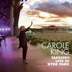 Carole King (Кэрол Кинг): Tapestry: Live at Hyde Park