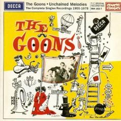 The Goons (Зе Гунс): Unchained Melodies - The Complete Rec. 1955-1978