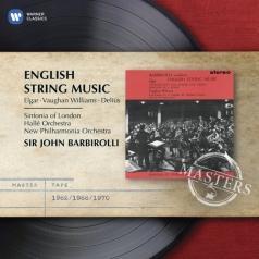 John Barbirolli (Джон Барбиролли): English String Music