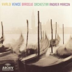 Andrea Marcon (Андреа Маркон): Vivaldi: Concerti e Sinfonie per Archi