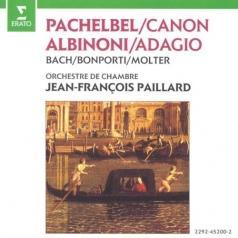 Jean-François Paillard (ЖанФрансуа Пайяр): Pachelbel, Js Bach, Albinoni, Bonporti, Molter