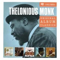 Thelonious Monk (Телониус Монк): Original Album Classics