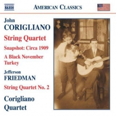 John Corigliano: String Quartet No.2