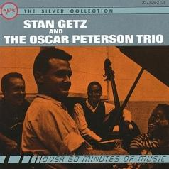 Stan Getz (Стэн Гетц): Stan Getz And The Oscar Peterson Trio