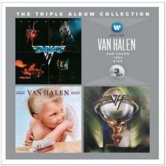 Van Halen (Ван Хален): The Triple Album Collection