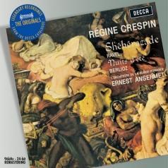 Ernest Ansermet (Эрнест Ансерме): Berlioz: Nuits D'ete/ Ravel: Sheherazade