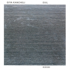 Giya Kancheli (Гия Канчели): Exil