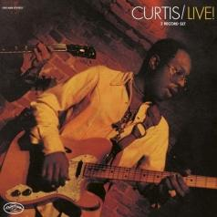 Curtis Mayfield (Кёртис Мэйфилд): Curtis/Live!