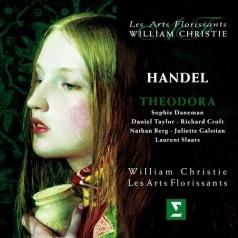 Les Arts Florissants (Ар Флориссан): Handel: Theodora
