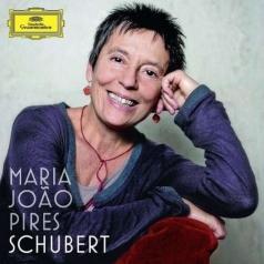 Maria Joao Pires (Мария Жуан Пиреш): Schubert Sonatas