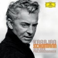 Herbert von Karajan (Герберт фон Караян): Schumann: 4 Symphonies