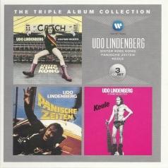 Udo Lindenberg (Удо Линденберг): The Triple Album Collection: Sister King Kong / Panische Zeiten / Keule