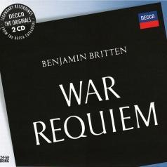 Benjamin Britten (Бенджамин Бриттен): Britten: War Requiem
