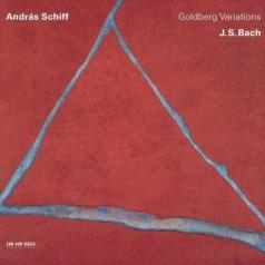 Andras Schiff (Андраш Шифф): Bach/Goldberg-Variationen