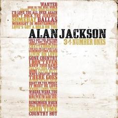 Alan Jackson (Алан Джексон): 34 Number Ones