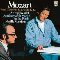 Alfred Brendel (Альфред Брендель): Mozart: Piano Concertos Nos. 20 & 24