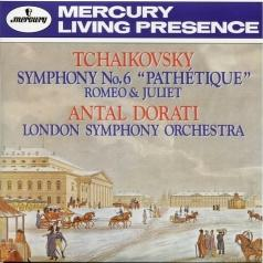 Antal Dorati (Антал Дорати): Tchaikovsky: Symphony No. 6; Romeo & Juliet