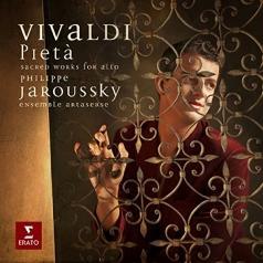 Philippe Jaroussky (Филипп Жарусски): Pieta - Sacred Works