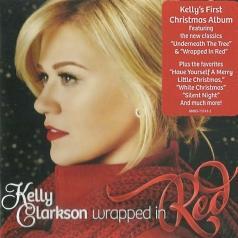 Kelly Clarkson (Келли Кларксон): Wrapped In Red